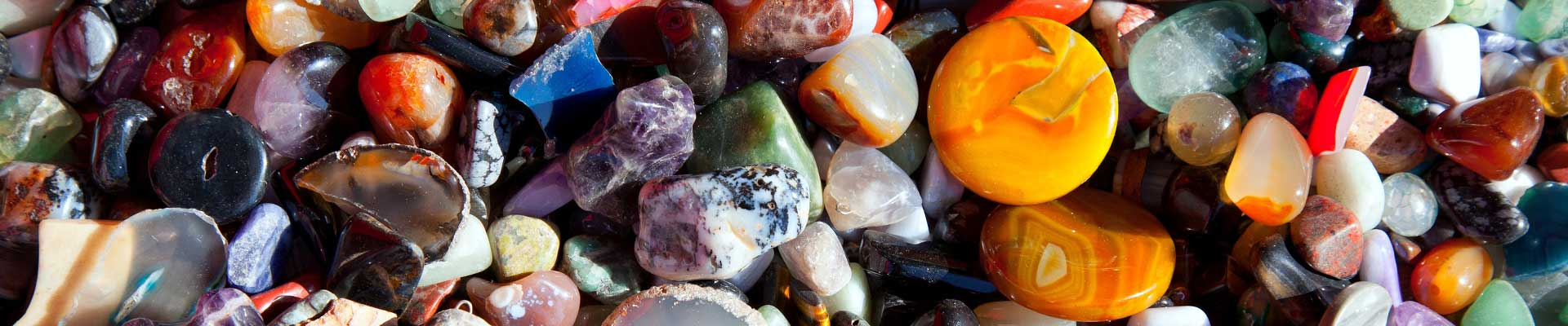 Gemstones in jewellery