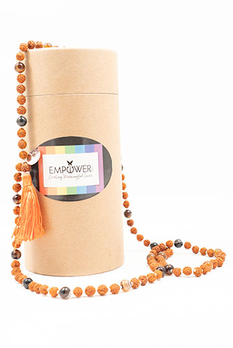 Empower Me Star Sign Mala - Gemini
